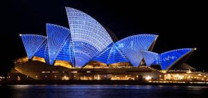 Sydney Opera Huis Australië